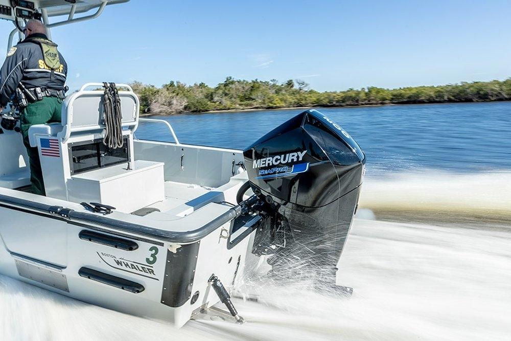 Oryginał Mercury wprowadza nowe silniki zaburtowe | Magazyn Jachting ME02